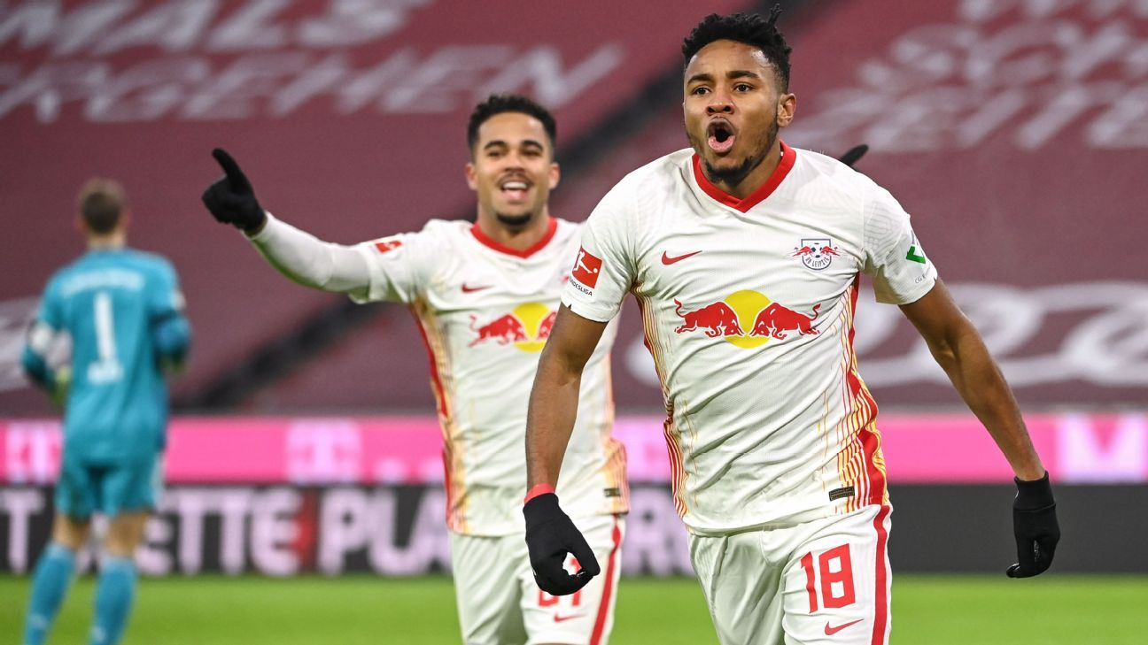LIVE Transfer Talk: Arsenal look to RB Leipzig's Christopher Nkunku