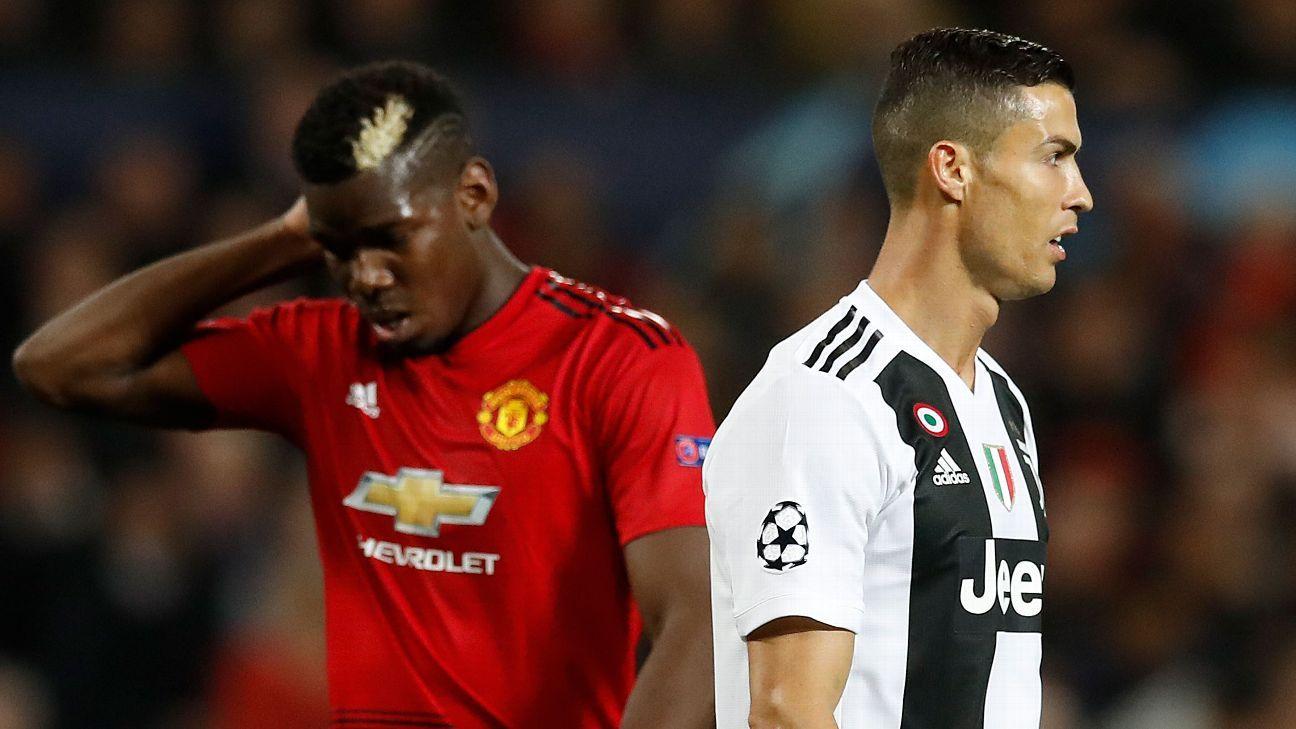 Transfer Talk: Juventus eyes Man United's Pogba with Ronaldo, Dybala to swap