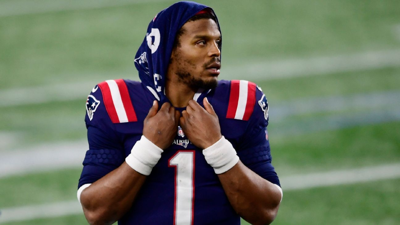 New England Patriots' Cam Newton vents after blowout loss – 'It's extremely frustrating knowing what you're capable of' – ESPN