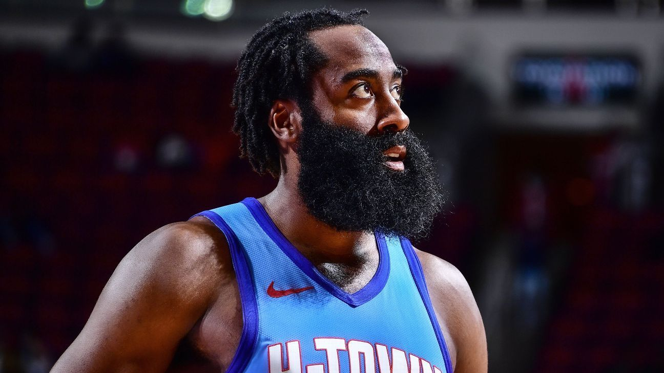 The dissolution of James Harden and the Rockets, in their own words
