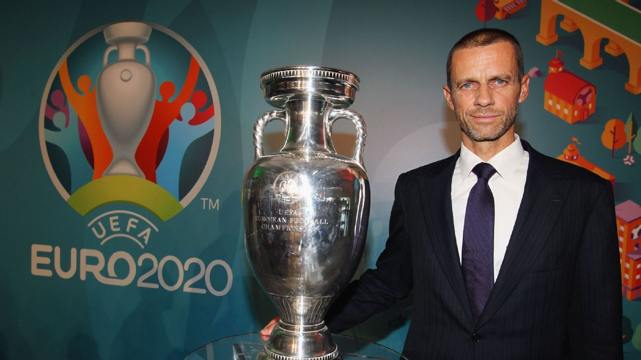 Euro 2020, 100 Days Out: Will the tournament go ahead? Will fans be allowed?
