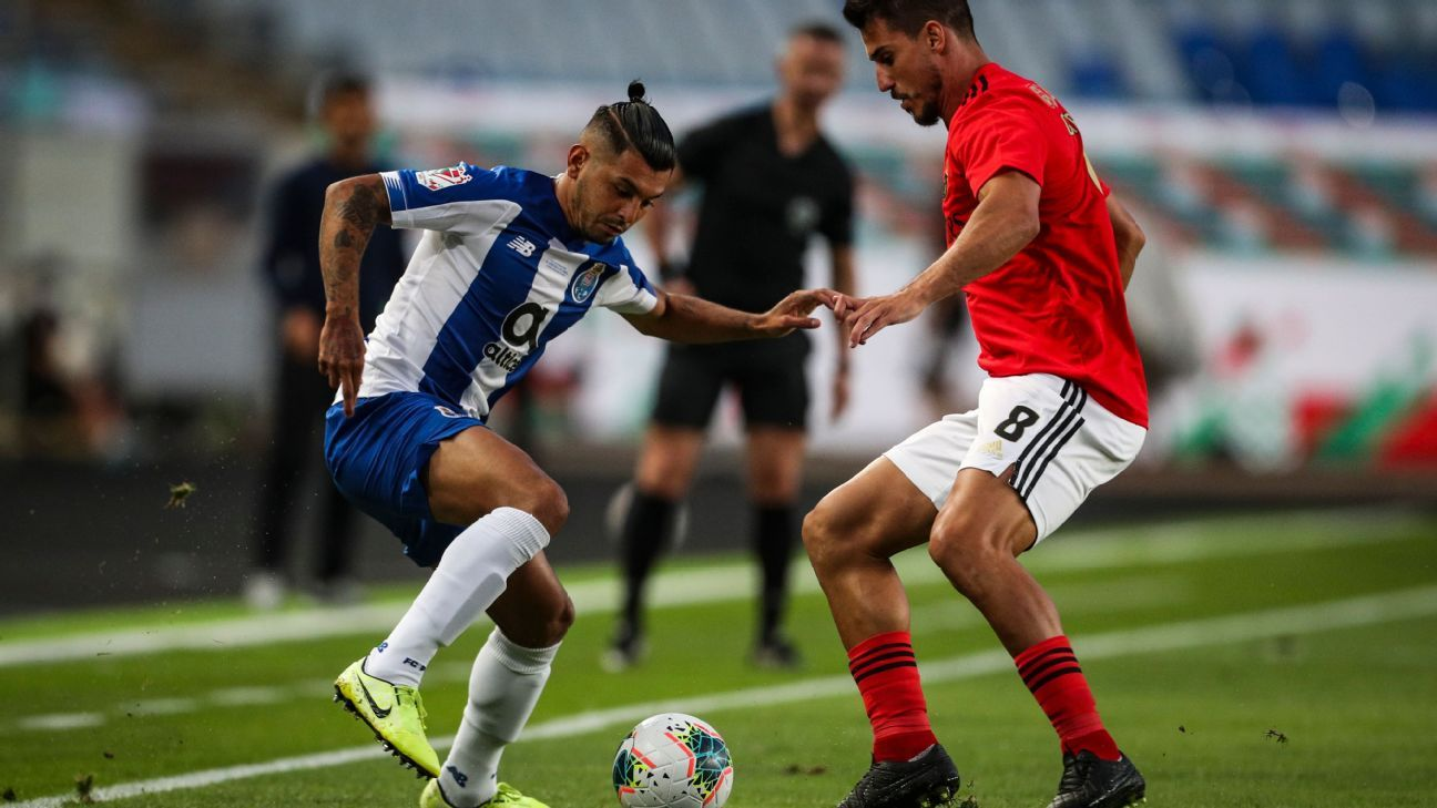 FC Porto vs. Benfica - Reporte del Partido - 15 enero, 2021 - ESPN