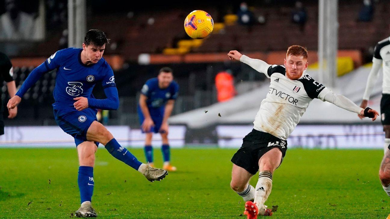 Fulham vs. Chelsea - Reporte del Partido - 16 enero, 2021 - ESPN