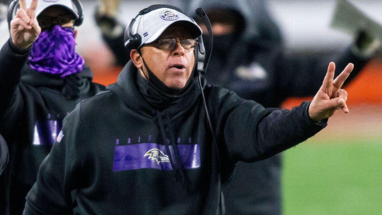 Houston Texans hire Baltimore Ravens' David Culley as head coach, sources say - ESPN