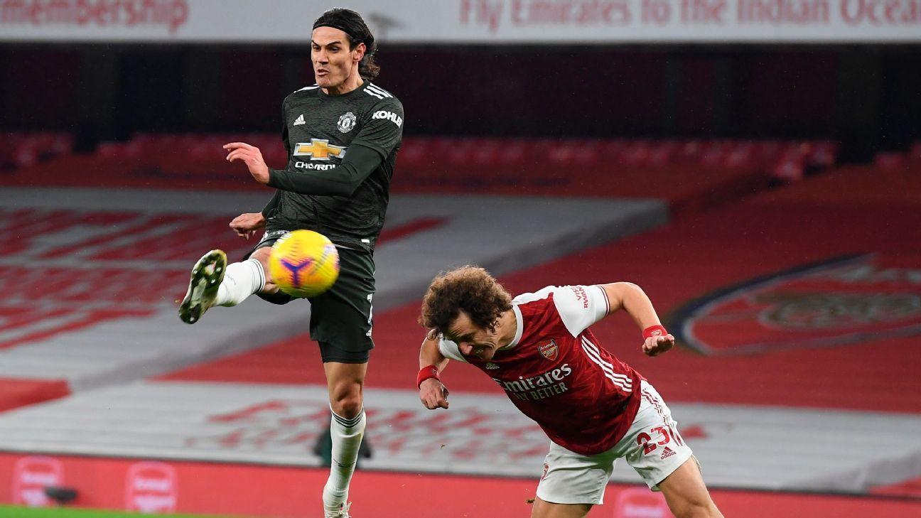 Arsenal vs. Manchester United - Reporte del Partido - 30 enero, 2021 - ESPN