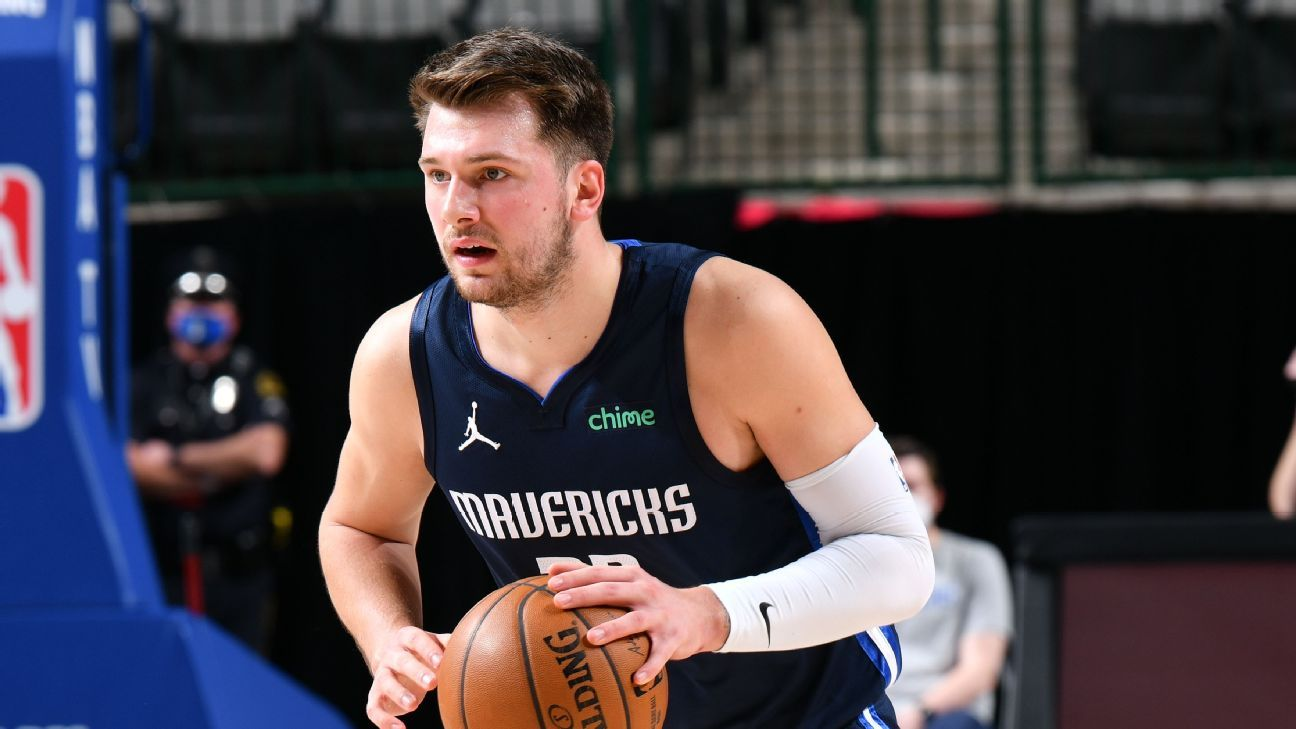 James Harden sings praises of Luka Doncic - 'Mavs got a special one' - ESPN India