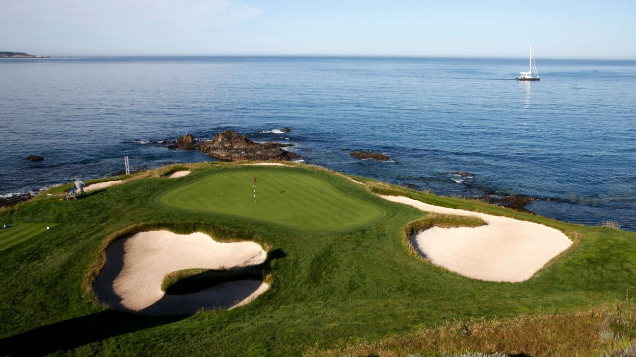 Pebble Beach will look the same, but this AT&T Pro-Am will be very different - ESPN