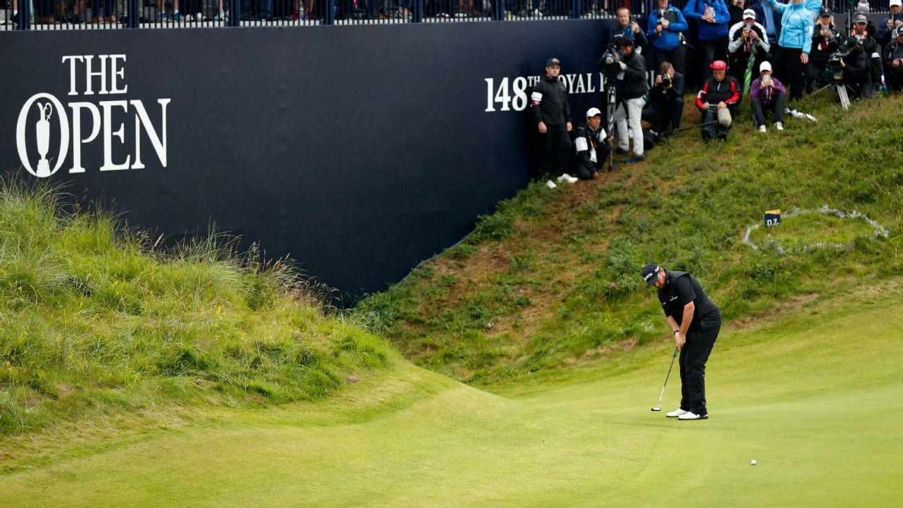 'Cautious optimism' for '21 Open Championship