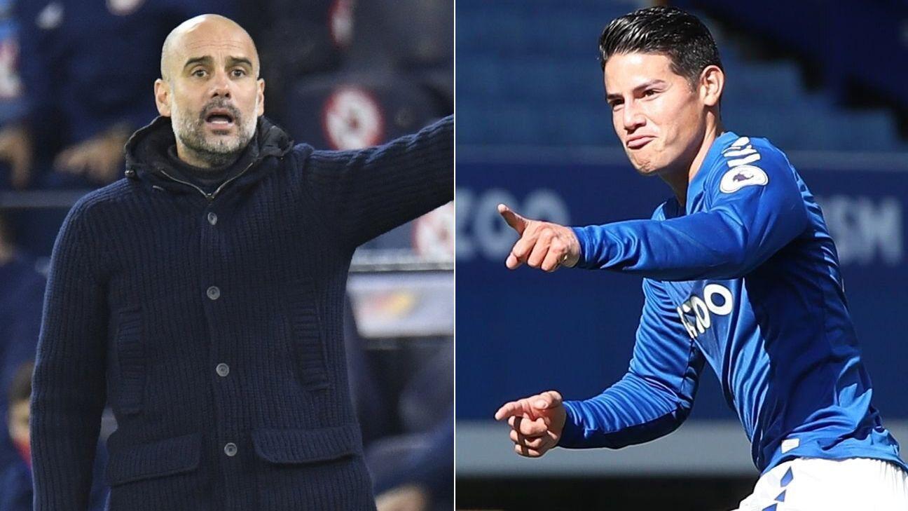 El rival más temido: Everton jugará con Manchester City en la FA Cup