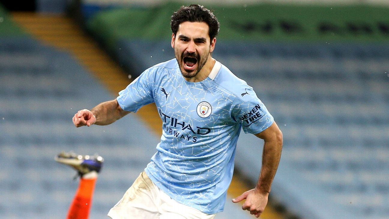 Manchester City's Gundogan: New UCL format just 'lesser of two evils' to Super League - ESPN