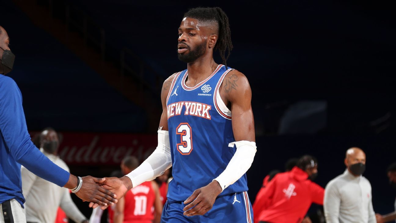 New York Knicks' Nerlens Noel sues Rich Paul and Klutch, claiming loss of $58M in potential salary
