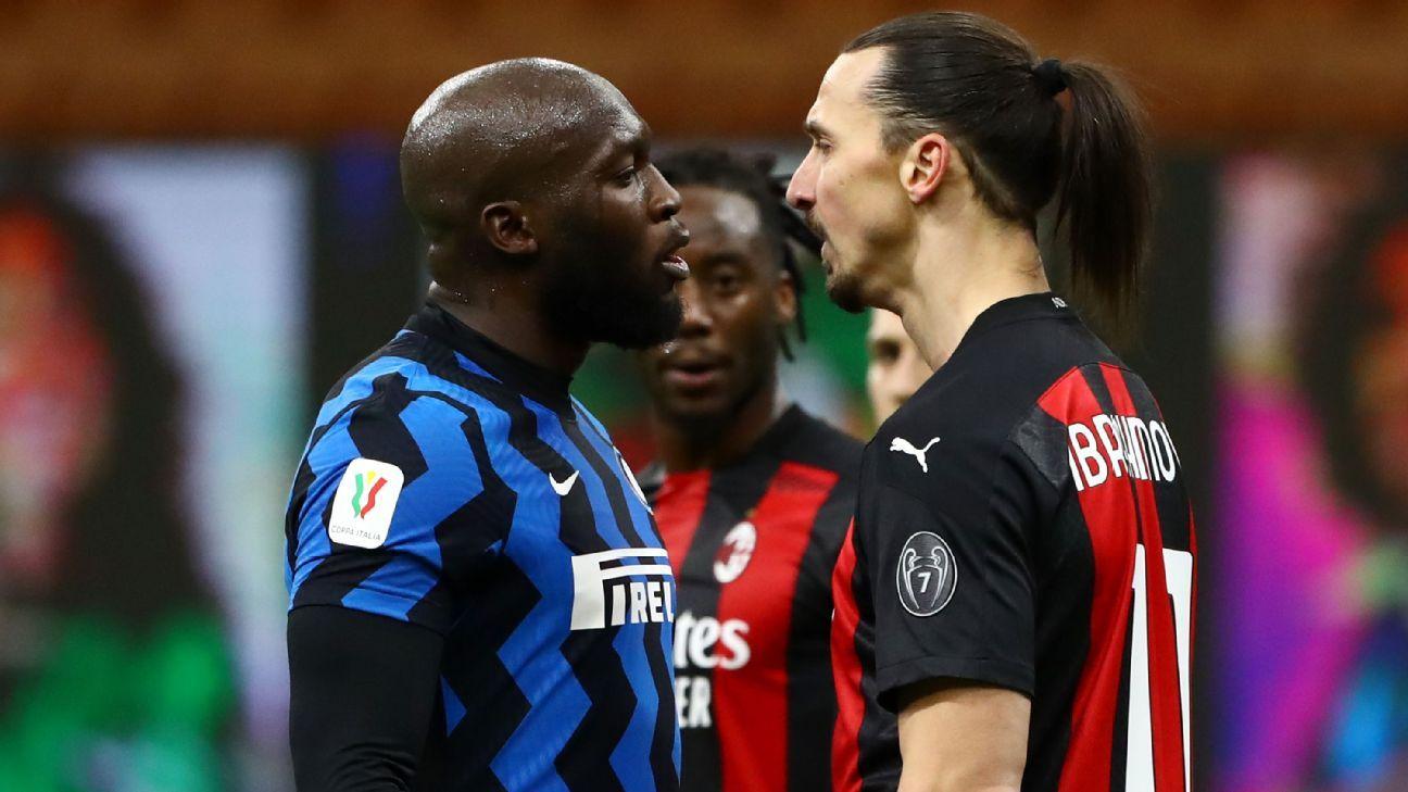 Milan's Pioli on Ibrahimovic or Lukaku: I'd take Zlatan every day - ESPN India