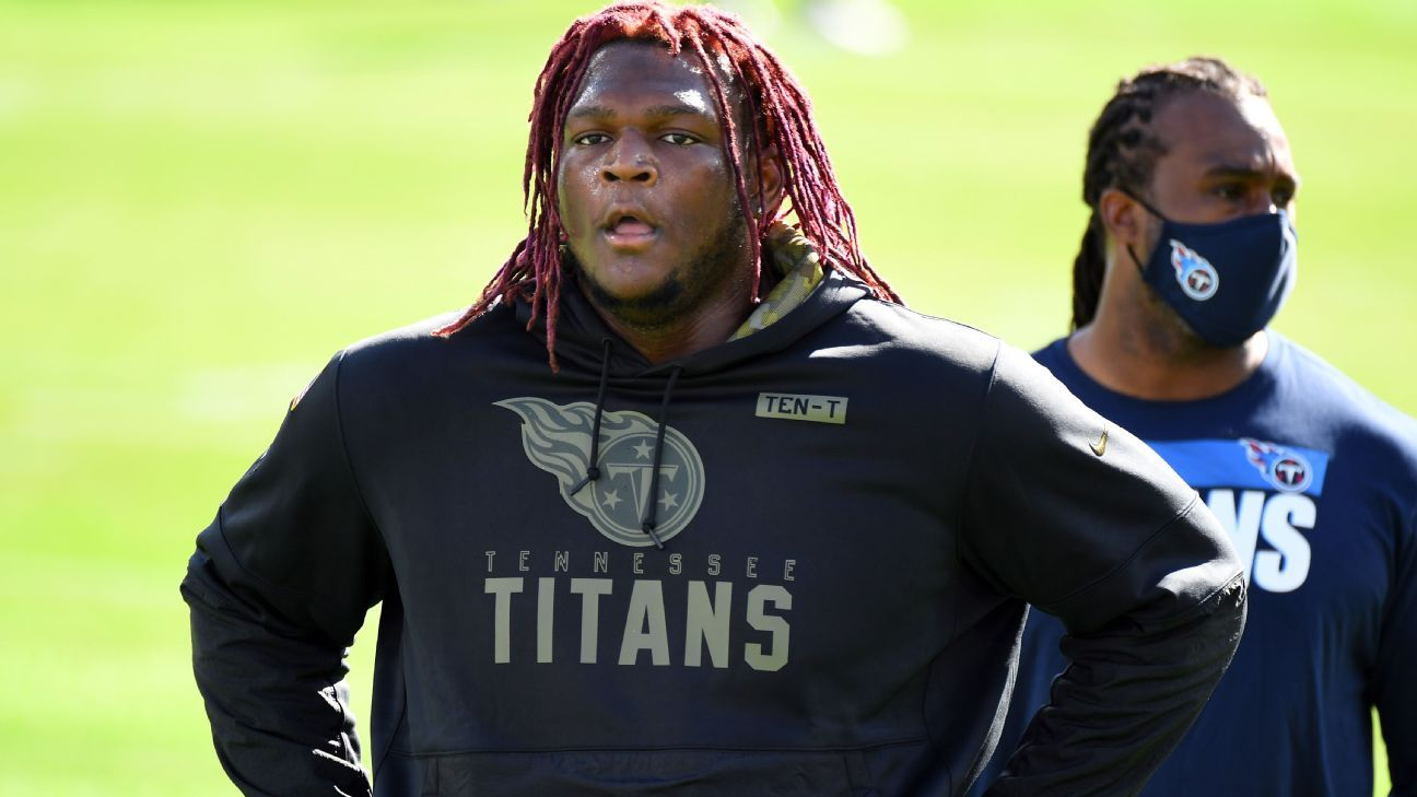 Wilson says he's 'done' as a Titan in deleted tweet