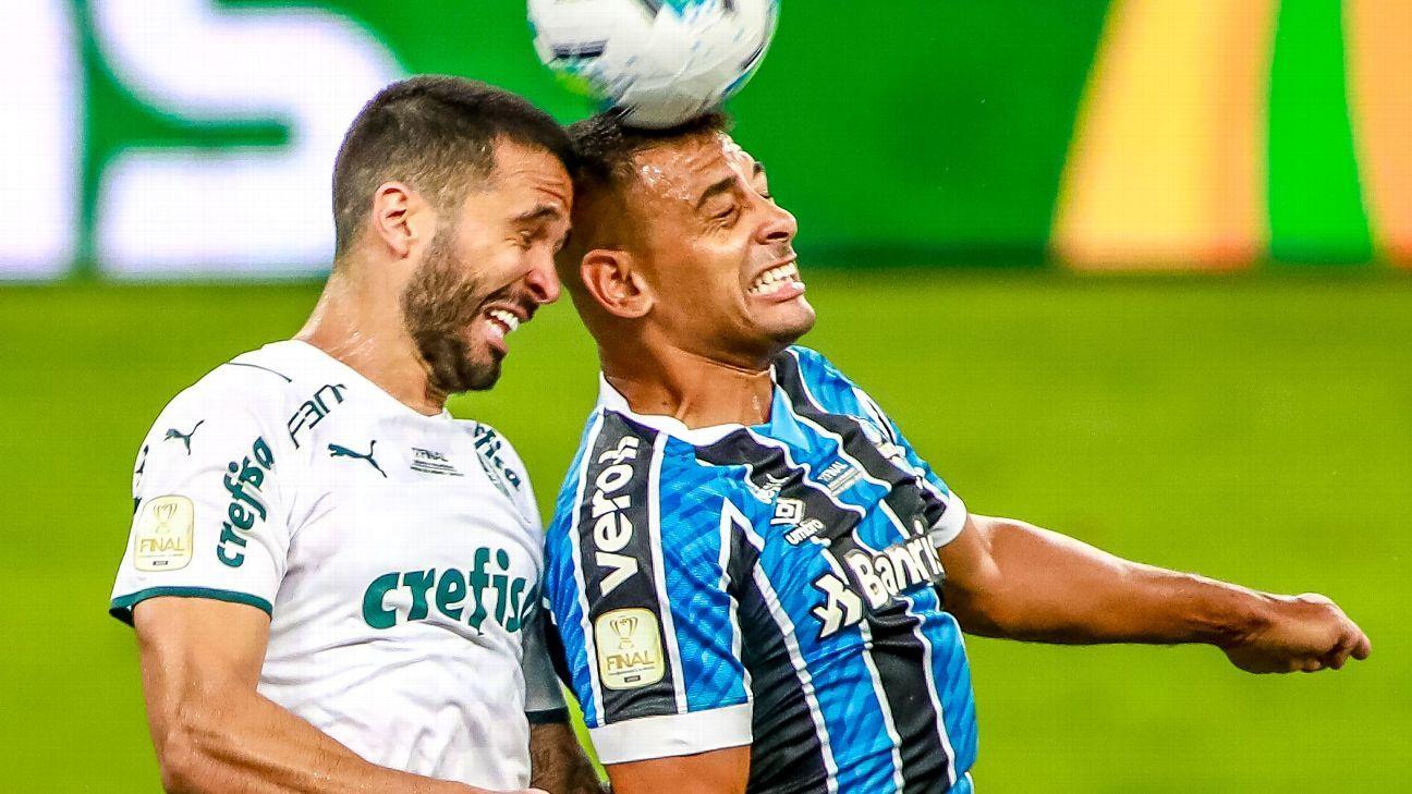 Luan é suspenso pelo STJD por expulsão na final da Copa do Brasil; veja punição