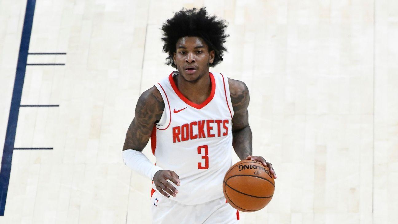 Sources: Rockets' Porter broke protocol at club thumbnail