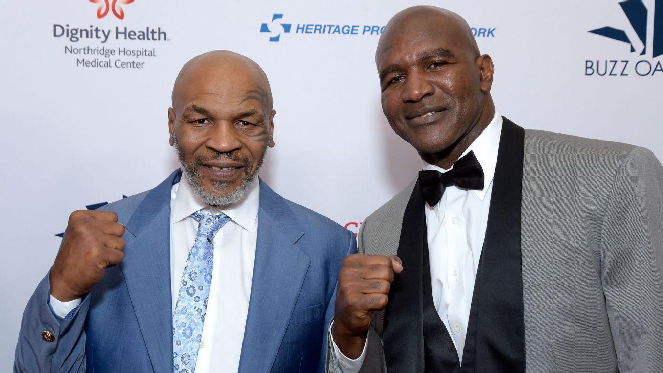 Mike Tyson rechazó oferta millonaria para pelear contra Evander Holyfield