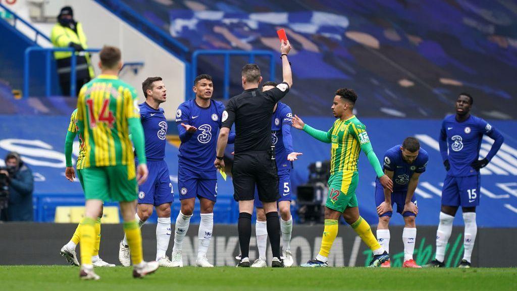 Chelsea vs. West Bromwich Albion - Reporte del Partido - 3 abril, 2021 - ESPN