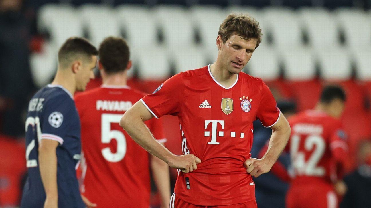 Bayern Munich faces a painful rebuild after Champions League exit