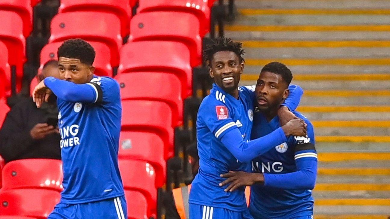 Leicester City vs. Southampton - Football Match Report ...