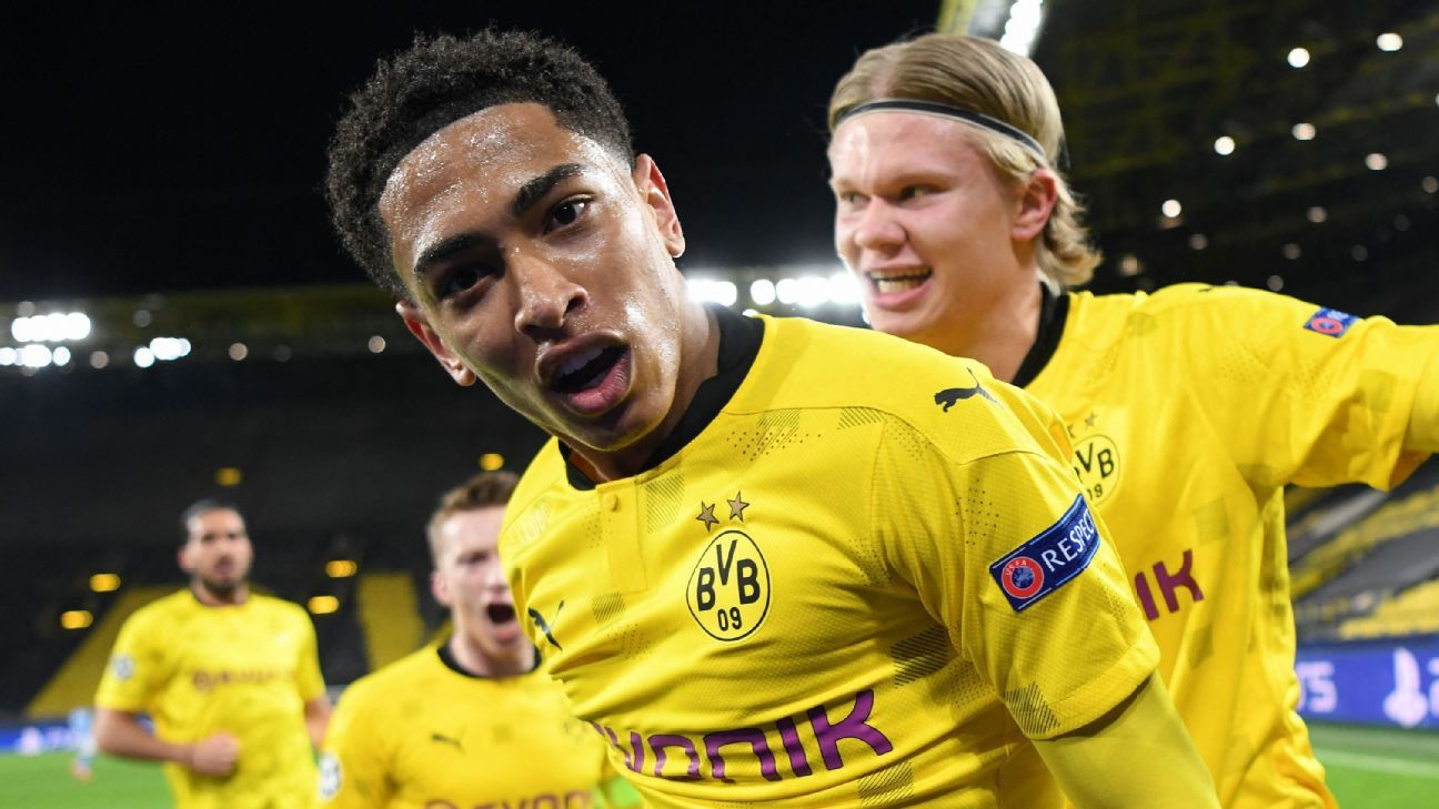 Transfer Talk: Borussia Dortmund committed to Bellingham despite Premier League interest