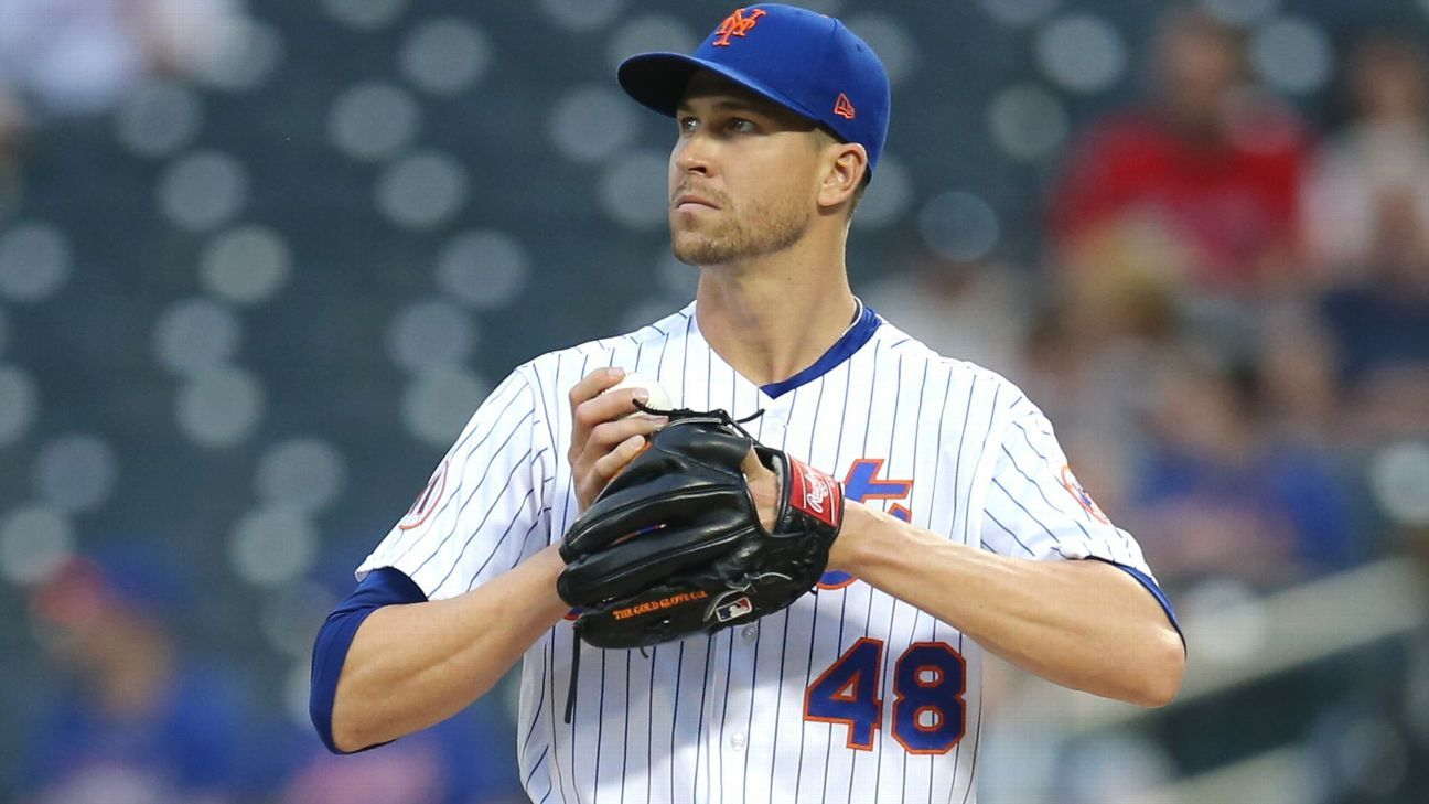 Mets ace deGrom not expected to miss start