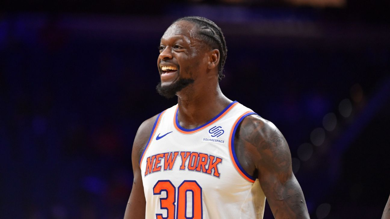 Julius Randle wanted to 'lock in' with New York Knicks, OK with potentially leaving millions on table
