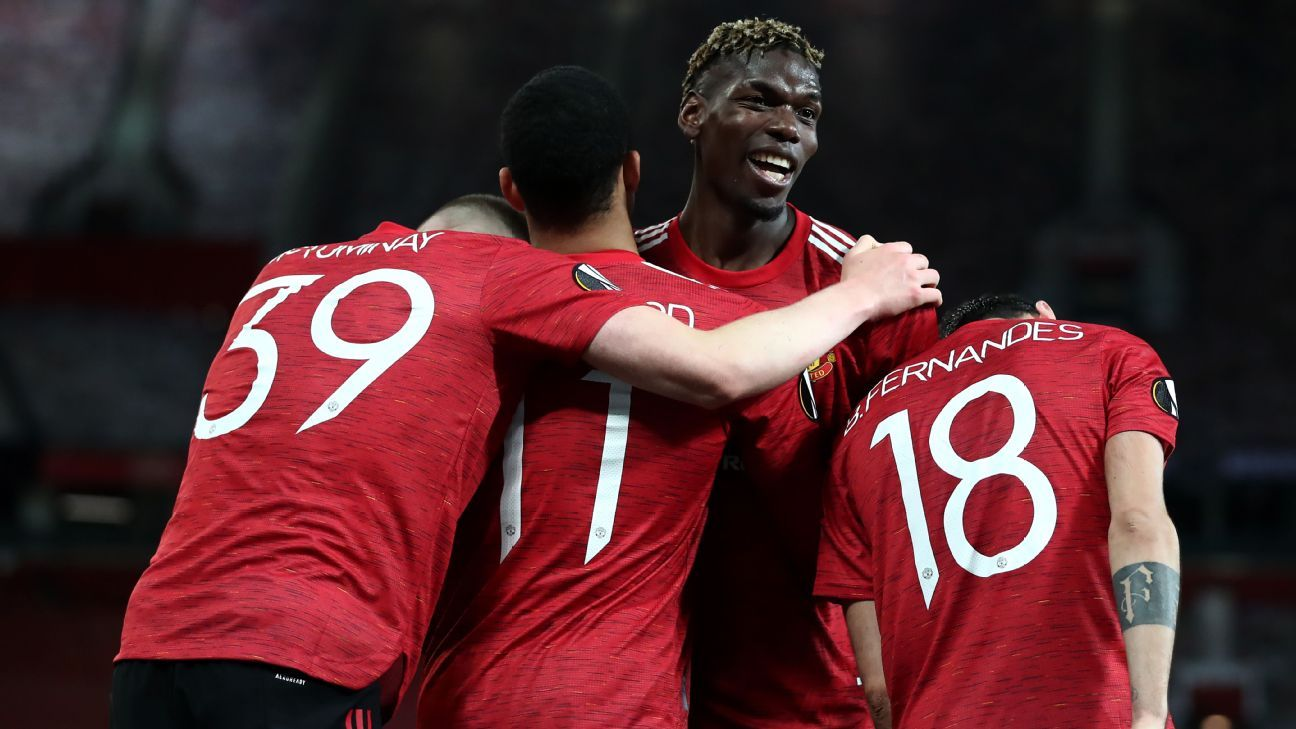 How new position, new mindset helping Pogba deliver