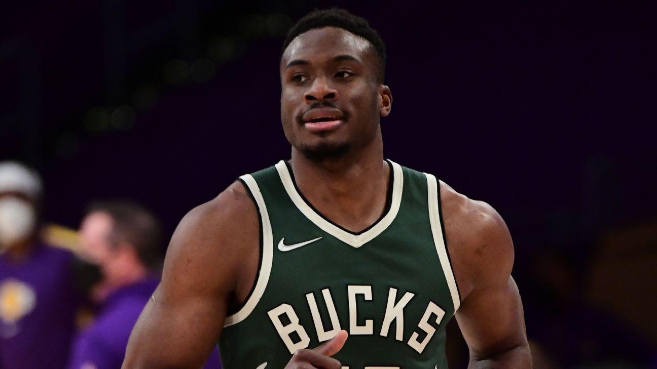 Thanasis Antetokounmpo agrees to new 2-year deal with Milwaukee Bucks