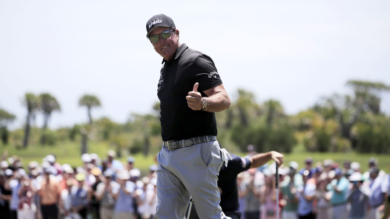 Can Phil Mickelson really win this PGA Championship? – ESPN