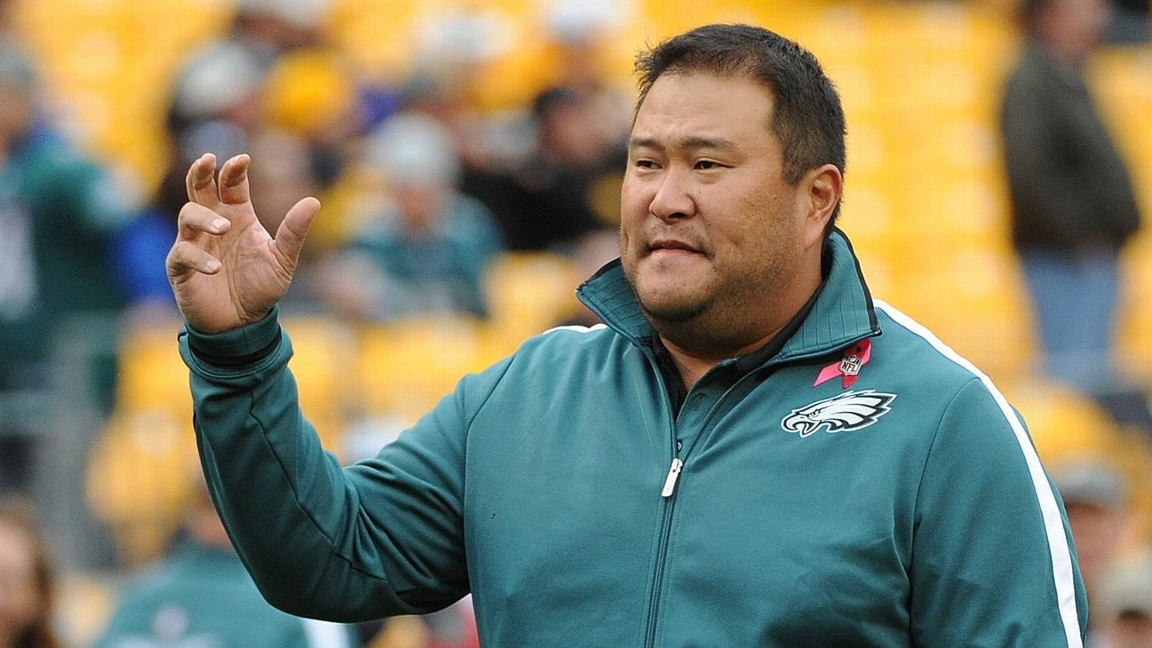 """Coach Eugene Chung, who alleged discrimination, says NFL is being """"a little misleading"""" about his case"""