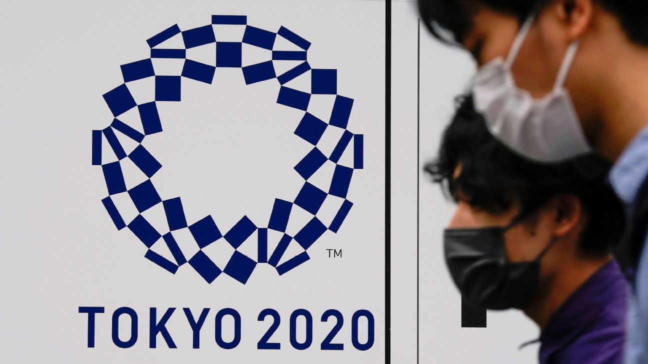Tokyo Olympics to allow limit of 10,000 local fans in venues - ESPN