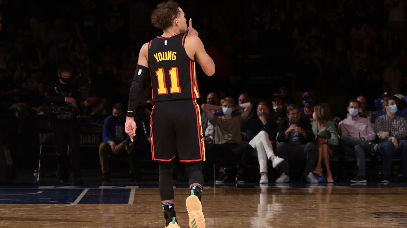 Atlanta Hawks, star point guard Trae Young agree to max extension worth up to $207 million