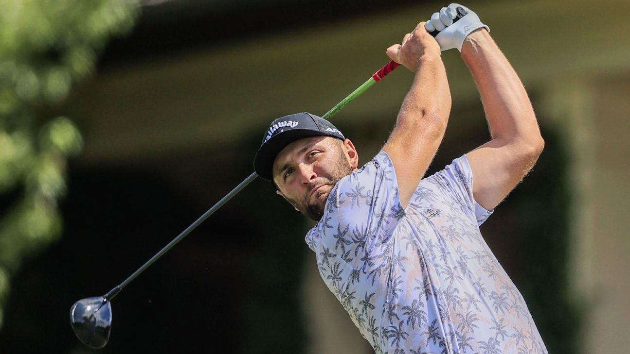 Rahm out of isolation, able to prep for U.S. Open