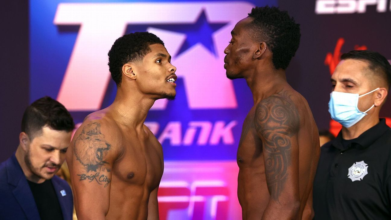 Live results and analysis for every bout on the card