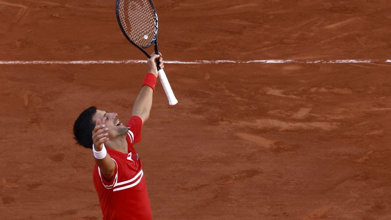 Novak Djokovic, el único tenista que ganó dos veces cada Grand Slam
