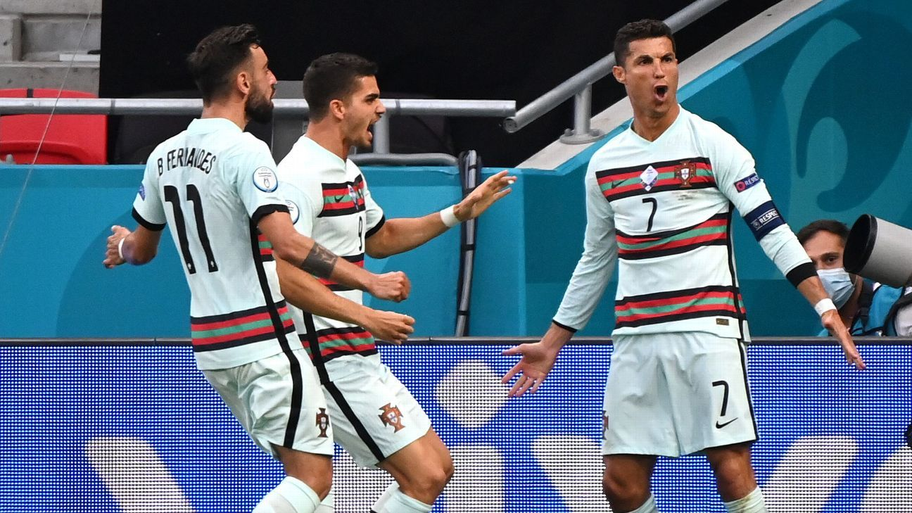 Euro 2020: How teams qualified from the group stage