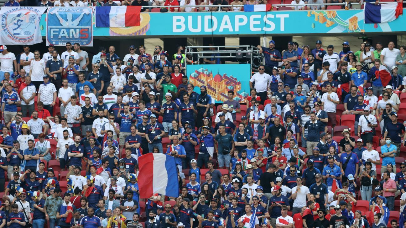 Wrong turn! France fans miss match by going to Bucharest, not Budapest