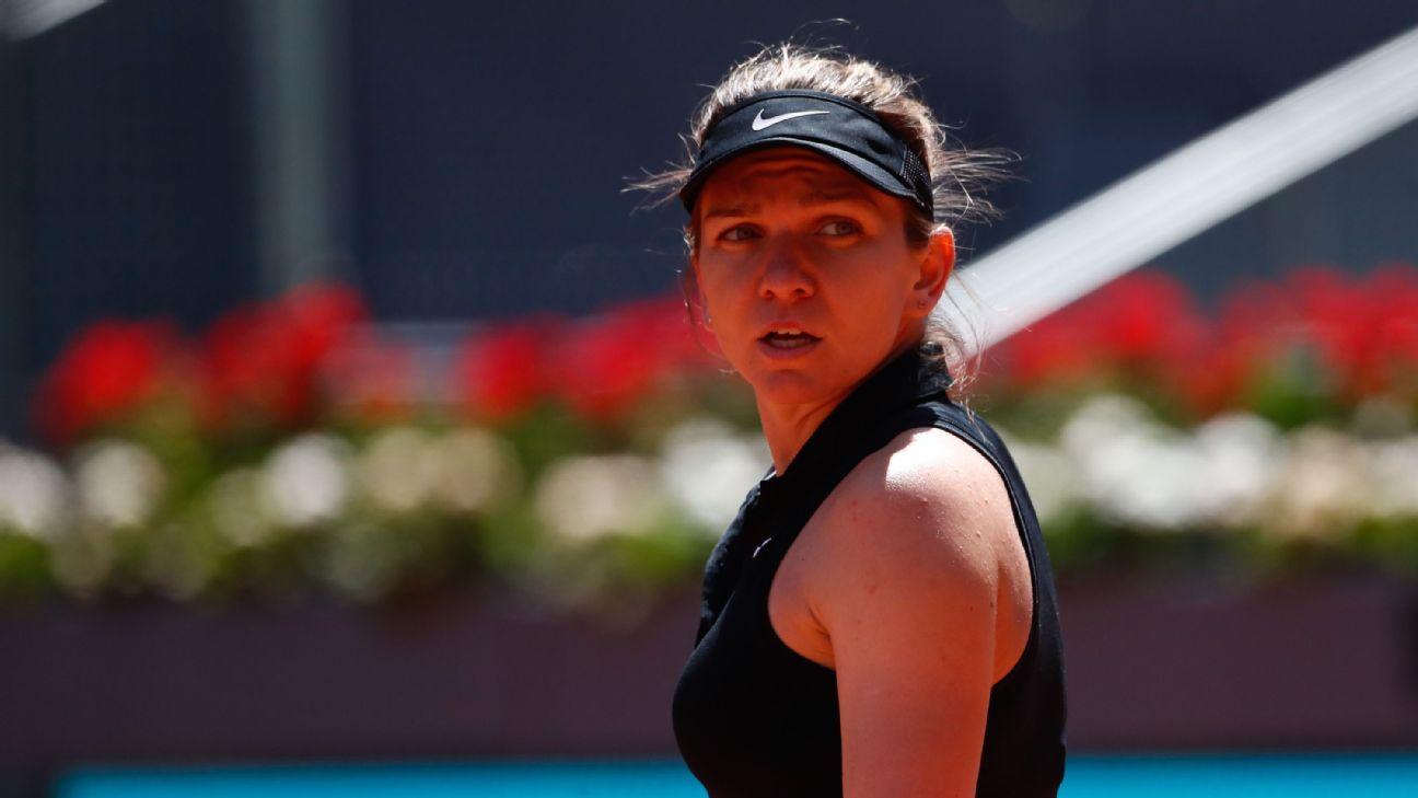 Simona Halep, Stan Wawrinka withdraw from Olympics due to injuries