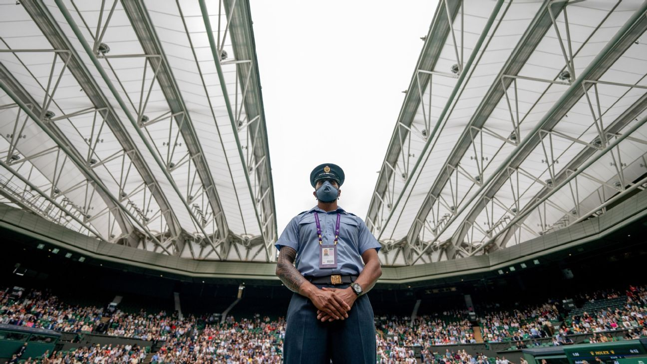 Open or closed, Wimbledon roofs have remained a slippery topic thumbnail