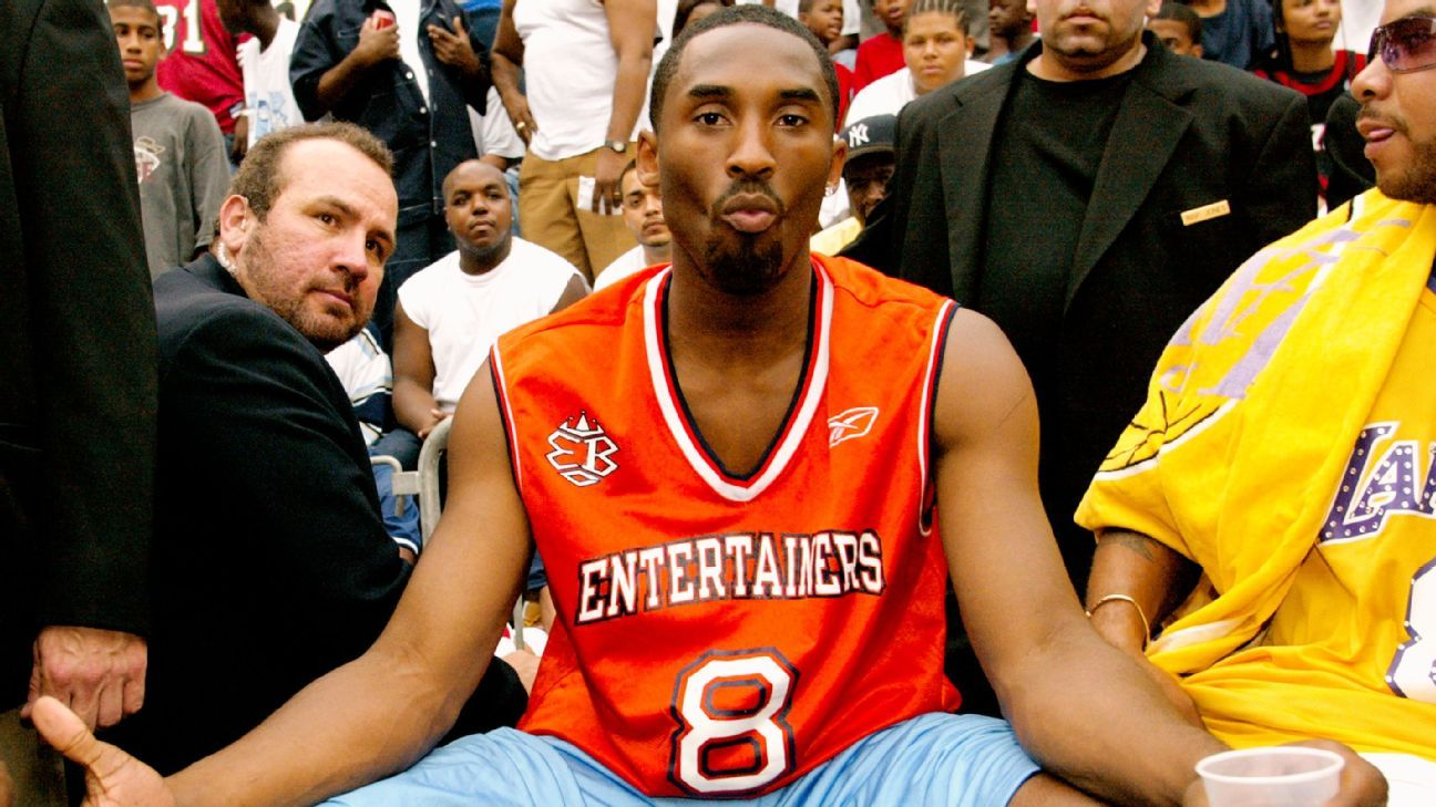 The magical day Kobe Bryant became Lord of the Rings at Rucker Park