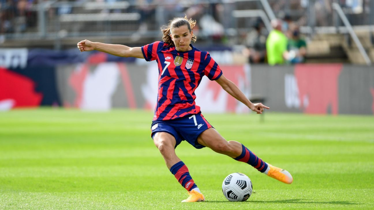 Which women's soccer players should we be looking out for during the Tokyo Games?