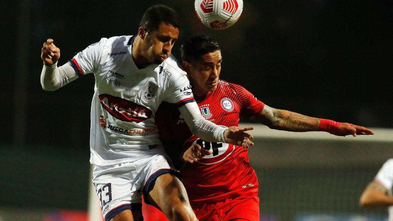 Melipilla vs. Unión La Calera - Reporte del Partido - 24 julio, 2021 - ESPN
