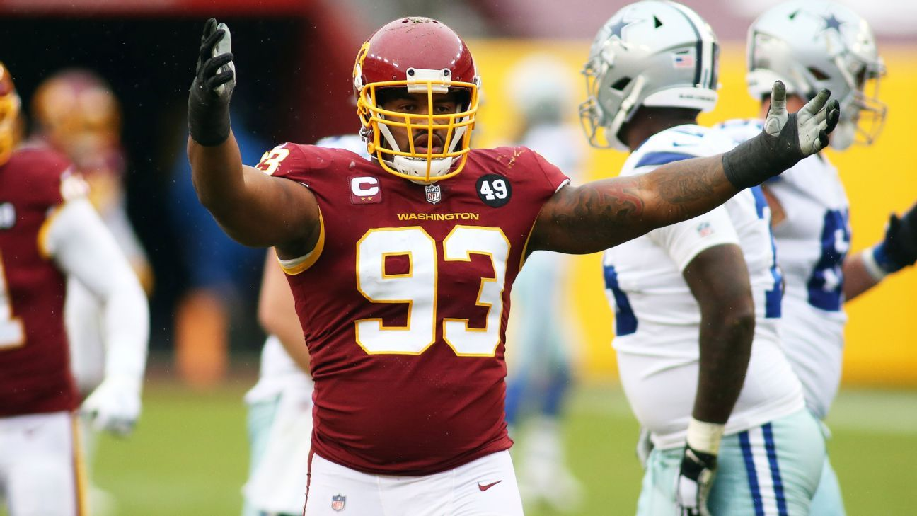 Agency: DT Allen, WFT agree to $72M extension