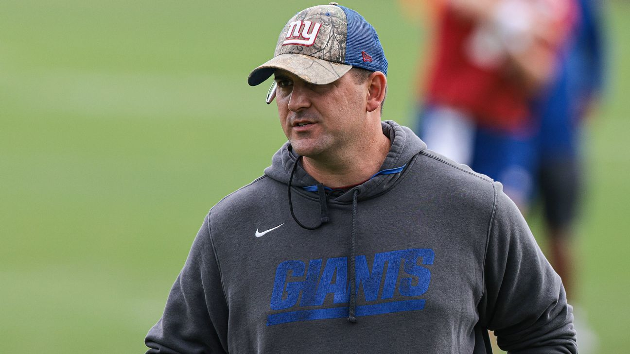 Joe Judge accepts blame for New York Giants' struggles, says, 'The fish stinks from the head down'