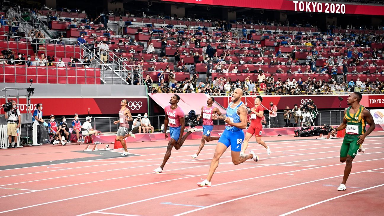 Welcome to a new era in 100-meter sprinting