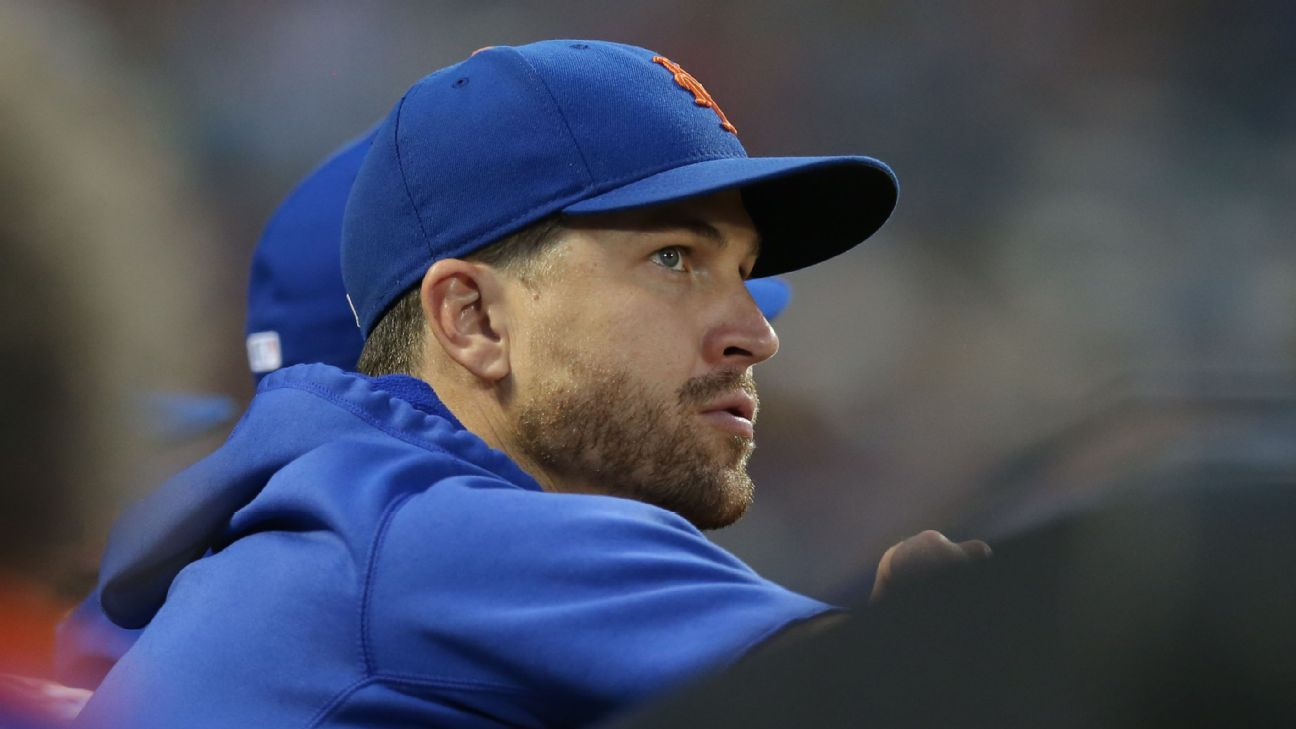 DeGrom's elbow 'perfectly intact'; return unclear thumbnail