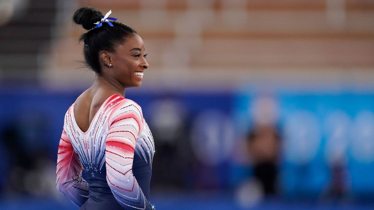 Simone Biles, on her competitive future and new business ventures