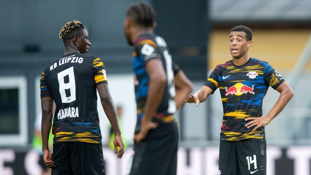 Adams, Malen, Moukoko highlight Bundesliga's next breakout stars