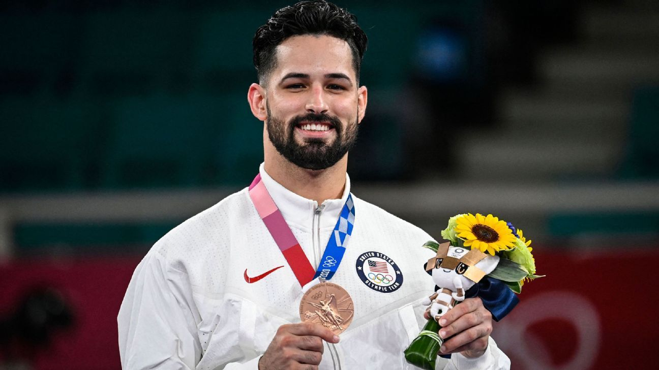 Torres wins first-ever karate medal for U.S. thumbnail
