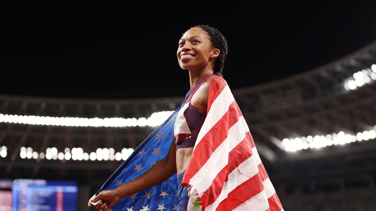 Allyson Felix's grit, more than her speed, is what makes her a legend thumbnail